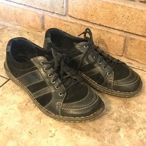 Born Leather Sneakers 8.5